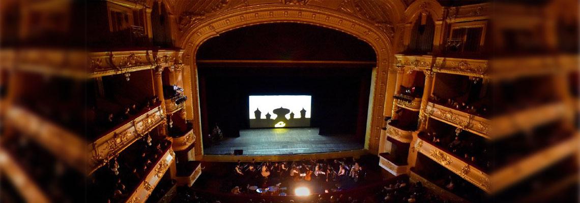 Verba Shadow Show, театр теней верба, театр тіней верба