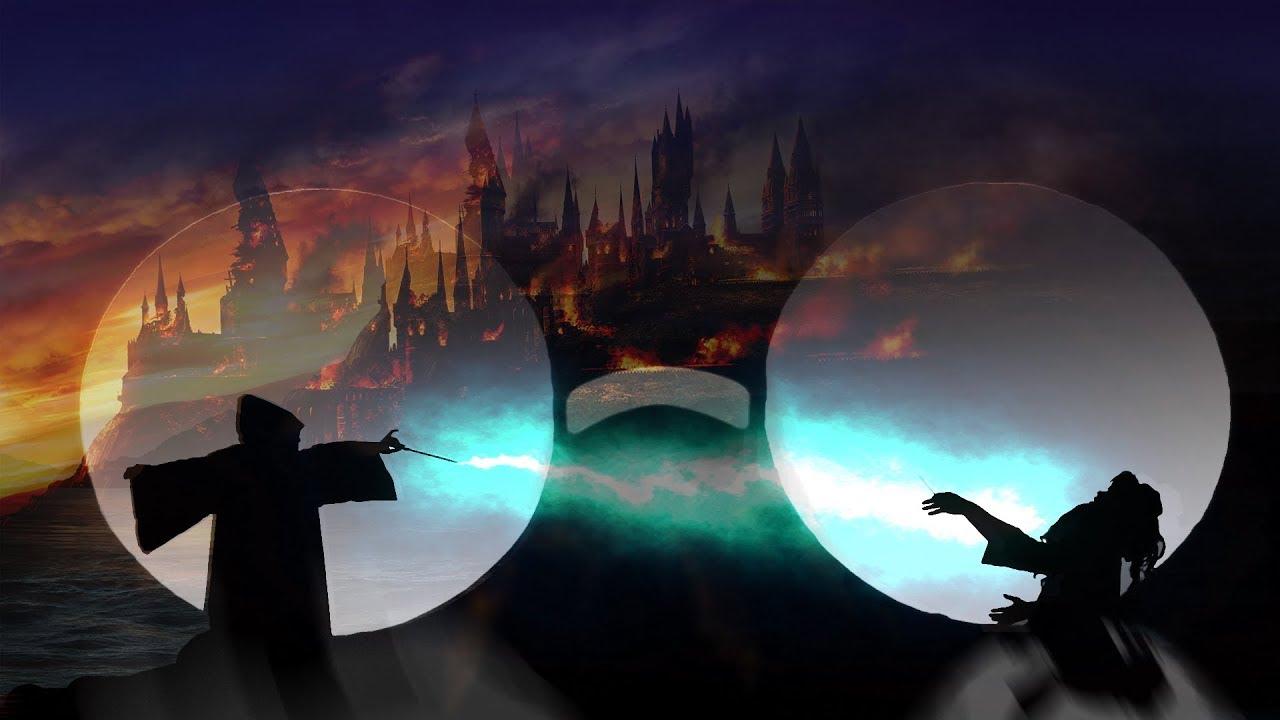 Harry Potter 3D - Shadow Theatre Verba, Гаррі Поттер 3D, Гарри Поттер 3D