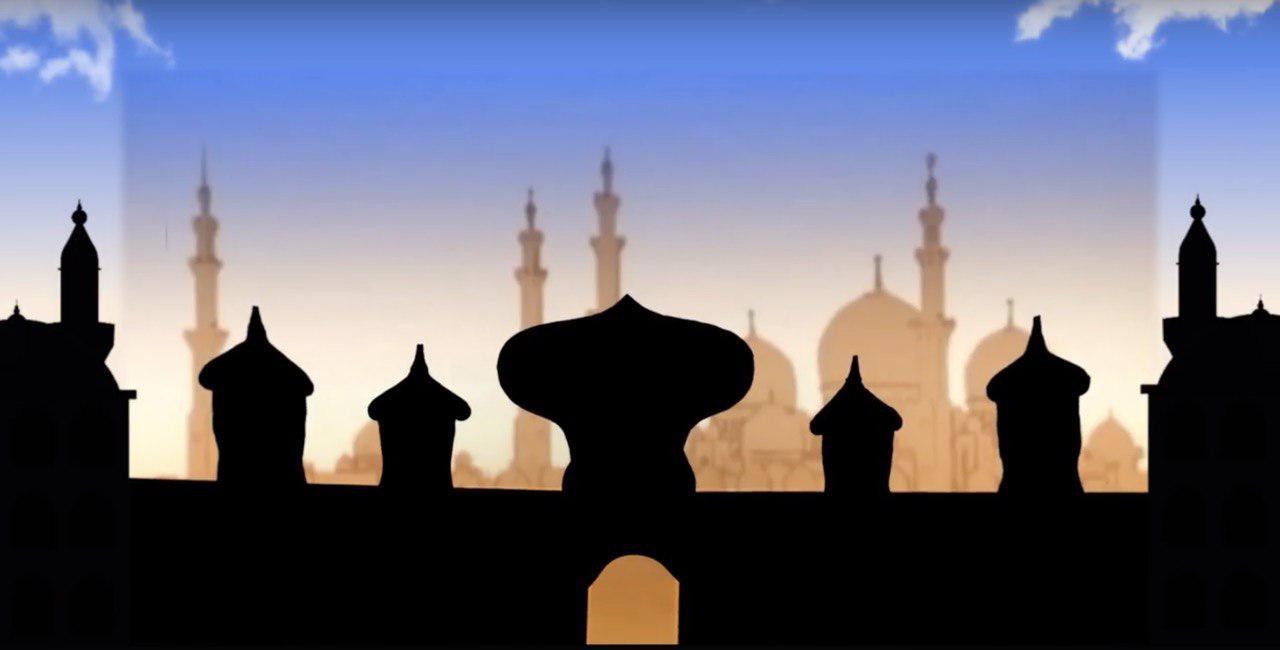 aladdin shadow show Аладдин от театра теней Аладдін від театру тіней